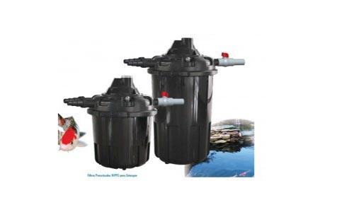 Tienda dnat ecosistemas filtro presurizado hippo para for Filtro uv estanque